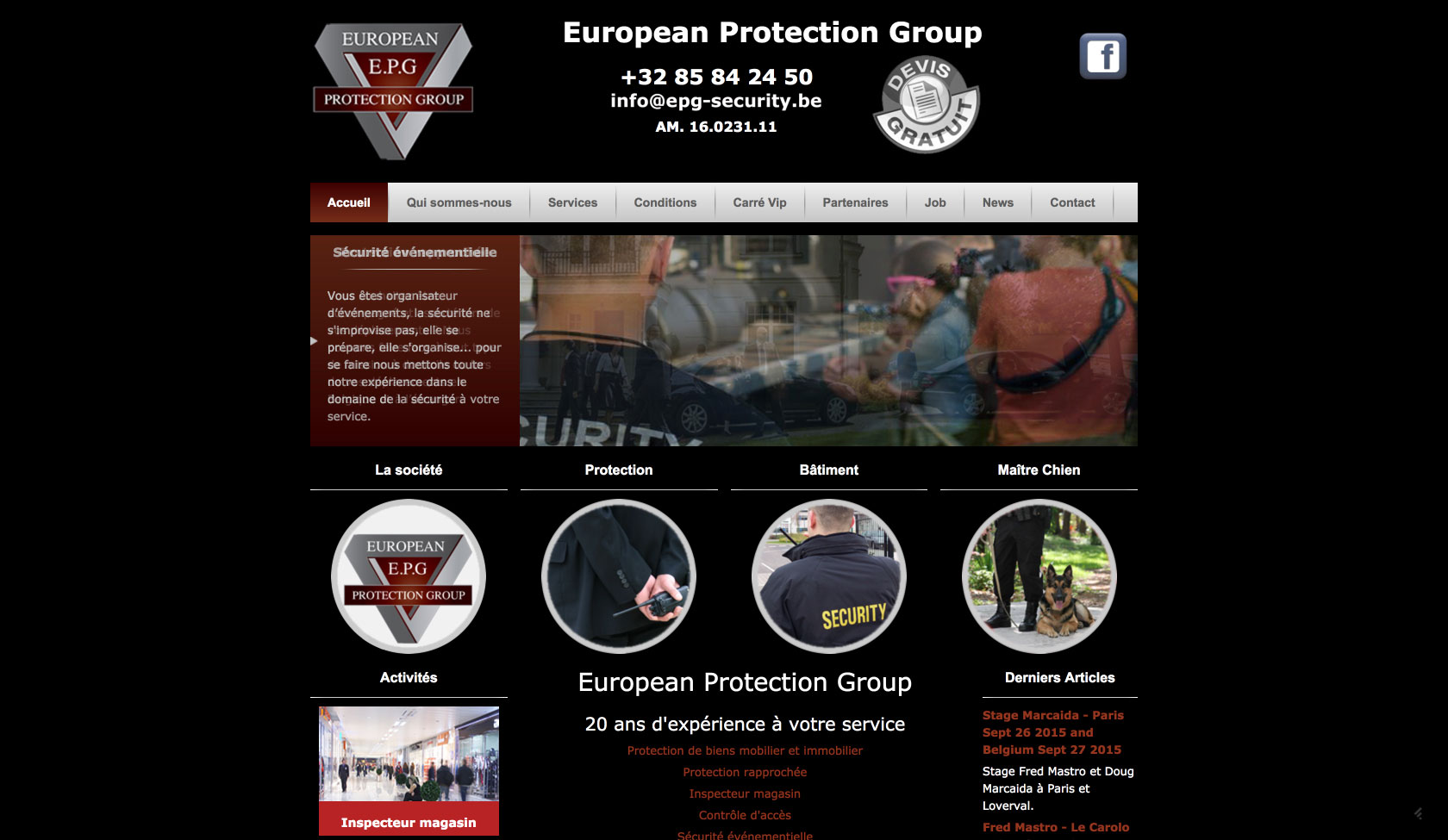 European Protection Group (EPG)